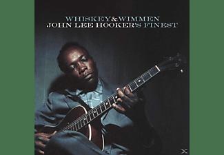 John Lee Hooker - Whiskey And Wimmen  - (CD)