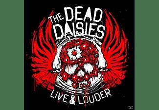 The Dead Daisies - Live & Louder  - (LP + Bonus-CD)