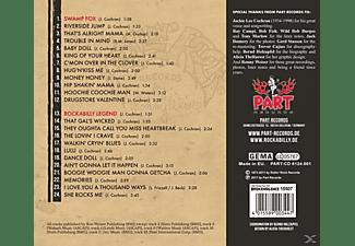 Jackie Lee Cochran - The Rollin' Rock Recordings  - (CD)