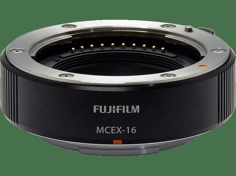 FUJIFILM MCEX-16 Makro-Zwischenring, Schwarz
