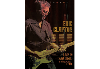 Eric Clapton - Live in San Diego | DVD + Video Album