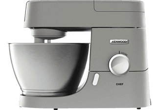 KENWOOD Küchenmaschine KVC 3150 S CHEF SET SILVER