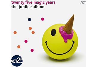 Diverse Jazz - Twenty Five Magic Years:The Jubilee Album  - (CD)