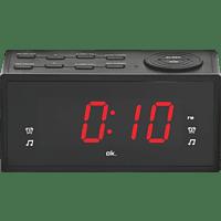 OK. OCR 310 Radio-Wecker (FM, FM, Schwarz)