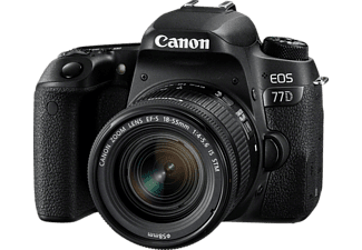 CANON EOS 77D με φακό 18-55 IS STM