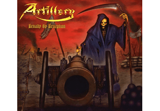 Artillery - Penality By Perception  - (CD)