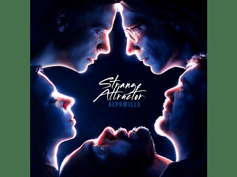 Alphaville - Strange Attractor [CD]