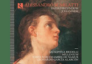 Giuseppina Bridelli, Choeur De Chambre De Namur & Millenium - Johannespassion  - (CD)