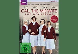 Call the Midwife - Ruf des Lebens - Staffel 3 DVD
