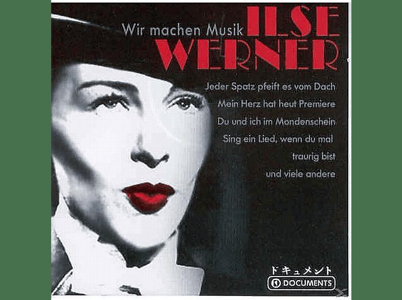 Ilse Werner - Wir Machen Musik (Various) [CD]