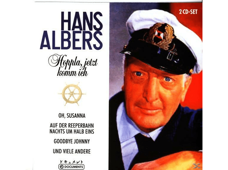 Hans Albers - Hoppla,Jetzt Komm Ich! [CD]