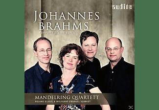 Mandelring Quartett, Roland Glassl, Wolfgang Emanuel Schmidt - Complete String Sextets  - (CD)