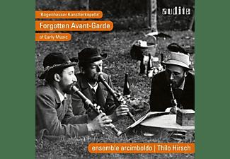 Ensemble Arcimboldo, Thilo Hirsch - Bogenhauser Künstlerkapelle-Forgotten Avant-Garde  - (CD)