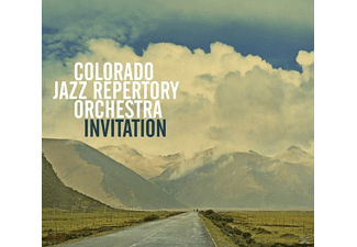 Colorado Jazz Repertory Orchestra - Invitation - (CD)