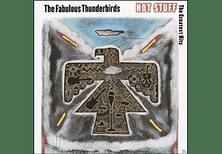 The Fabulous Thunderbirds - Hot Stuff-Greatest Hits  - (CD)