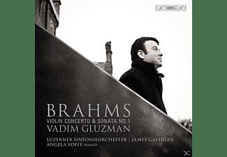 Vadim Gluzman - Violinkonzert und Kammermusik  - (SACD)