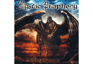 Mystic Prophecy - Regressus (Re-Release)  - (CD)