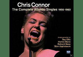 Chris Connor - Complete Atlantic Singles  - (CD)