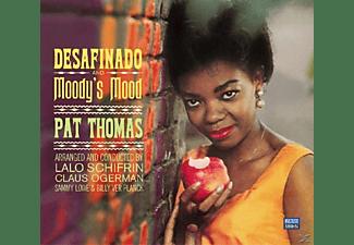 Pat Thomas - Desafinado/Moody's Blues  - (CD)