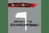 Depeche Mode - Where's the Revolution (Remixes) [Vinyl]