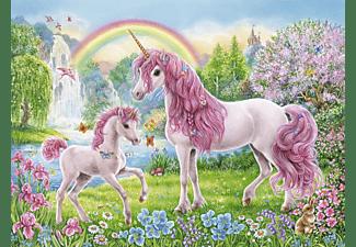 RAVENSBURGER Magische Einhörner Puzzle Mehrfarbig