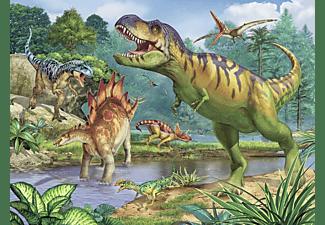 RAVENSBURGER Welt der Dinosaurier Puzzle Mehrfarbig