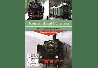 Dampflok Highlights - Dreikönigs Dampfzugfahrten DVD