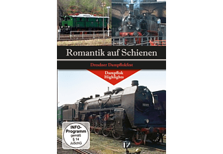 Dampflok Highlights - Dresdner Dampflokfest DVD