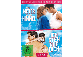 Drei Meter über dem Himmel / Ich steh auf Dich DVD