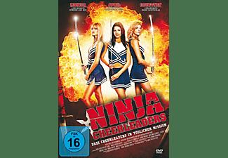 Ninja Cheerleaders DVD