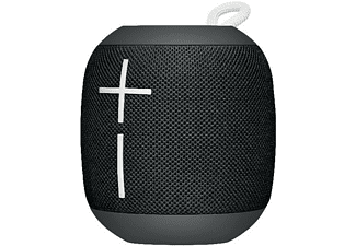 Altavoz inalámbrico - Ultimate Ears Wonderboom Phantom, Bluetooth, Autonomía de 10h, Resistente al agua, Negro