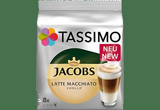 TASSIMO 4019093 Latte Macchiato Vanilla Kaffeekapseln (Tassimo)