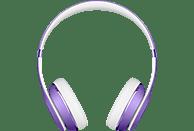 BEATS Solo 3 Wireless, On-ear Kopfhörer Bluetooth Ultra Violet