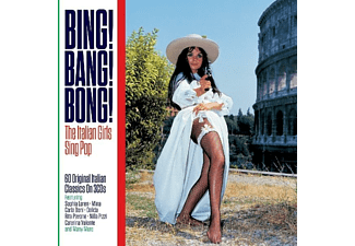 VARIOUS - Bing Bang Bong-Italian  - (CD)