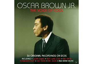 Oscar Brown, Jr. - The Voice Of Cool  - (CD)