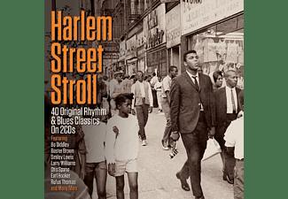 VARIOUS - Harlem Street Stroll  - (CD)