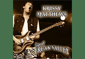 Krissy Matthews - Live At Freak Valley  - (CD)
