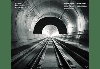 Erwan Keravec - Sonneurs  - (CD)