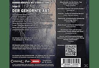 - Gespenster Krimi 12: Der gehörnte Abt  - (CD)