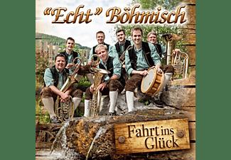 """""""echt"""" Böhmisch - Fahrt ins Glück-Instrumental  - (CD)"""