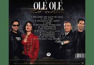 Ole Ole - En Control  - (CD)