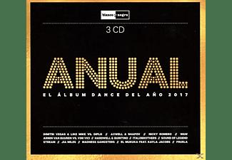 VARIOUS - Anual  - (CD)