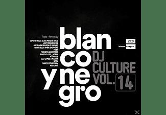 VARIOUS - Blanco Y Negro DJ Culture Vol.14  - (CD)