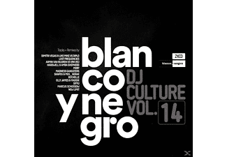 VARIOUS - Blanco Y Negro DJ Culture Vol.14 - (CD)