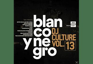 VARIOUS - Blanco Y Negro DJ Culture Vol.13  - (CD)