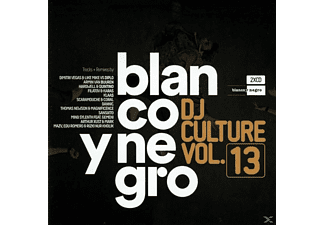 VARIOUS - Blanco Y Negro DJ Culture Vol.13 - (CD)