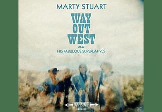 Marty Stuart - Way Out West  - (CD)