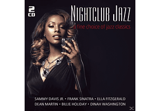 VARIOUS - Nightclub Jazz  - (CD)