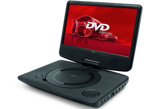 CALIBER Tragbarer DVD Player MPD110 mit 10 Zoll Monitor