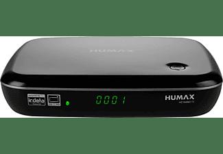 HUMAX HD Nano T2 IR DVB-T2 HD Receiver (HDTV, PVR-Funktion, DVB-T2 HD, Grau)